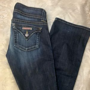 HUDSON jeans size 26 Booth cut